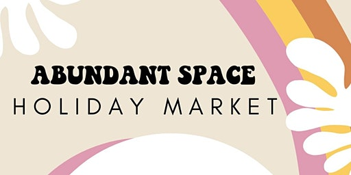 Holiday Market at Abundant Space
