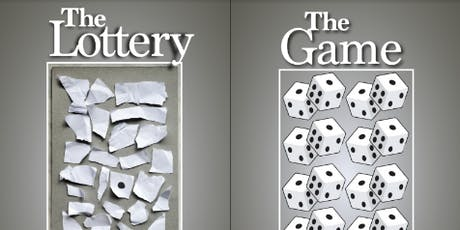 """RTHS Fall Play - """"The Lottery"""" and """"The Game"""" tickets"""