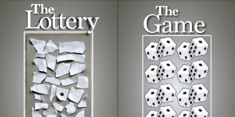 "RTHS Fall Play - ""The Lottery"" and ""The Game"""