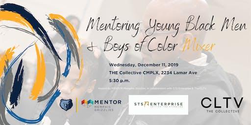 Mentoring Young Black Men & Boys of Color Mixer