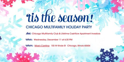 Chicago Multifamily Club Holiday Party