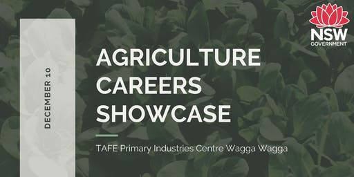 Riverina Agriculture Careers Showcase