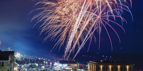 New Year's Event Cocktail Party at Wave Resort tickets