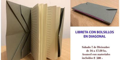Taller de Libreta en Diagonal