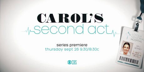 Carol's Second Act (TV Taping) *LIMITED SEATS* tickets