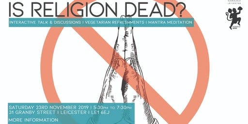 Is Religion Dead