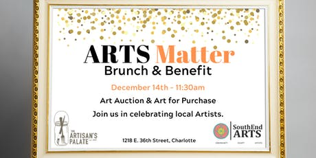 ARTS Matter!   Fighting for Charlotte's underinvested artists! tickets