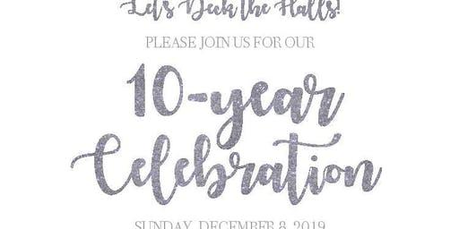 10-year Celebration