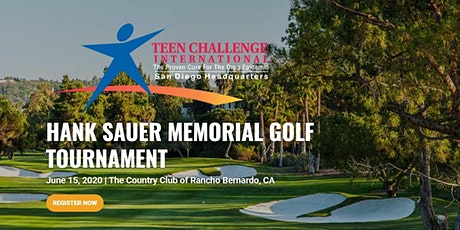 Hank Sauer Memorial Golf Tournament 2020 tickets