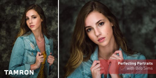 Perfecting Portraits with Bob Sims
