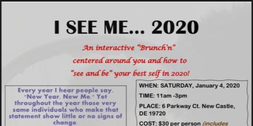 I SEE ME... 2020