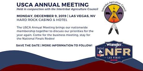 2019 U.S. Cattlemen's Association Annual Meeting tickets