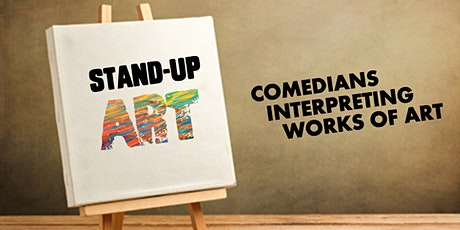 Stand-up Art tickets