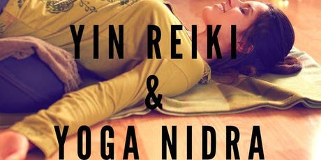 Yin,  Reiki and Yoga Nidra Winter Masterclass tickets