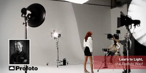 Learning How to Light, the Profoto Way!
