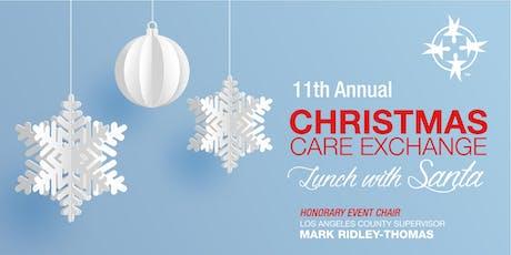Christmas Care Exchange with Santa Volunteers 2019  tickets