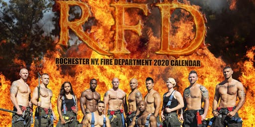 RFD 2020 Calendar Launch Party