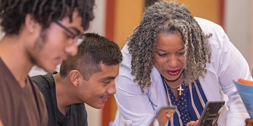 Glades Science of Success Fall 2019: College Readiness Workshop