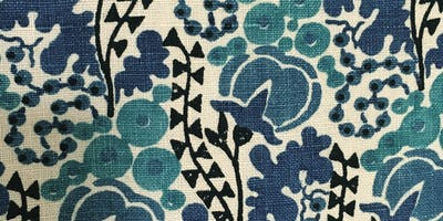 The Textile Society's Manchester Antique and Vintage Textile Fair 2020