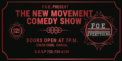 The New Movement Comedy Show