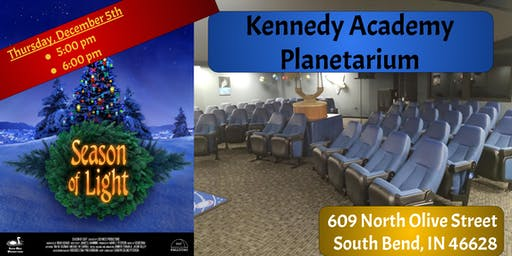 Kennedy Academy Planetarium - Seasons Of Light - Full-Dome Show