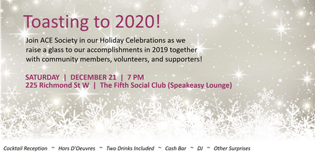 Toasting to 2020! tickets