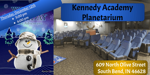 Kennedy Academy Planetarium - Winter Holiday Laser Adventure