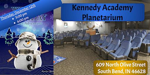 Kennedy Academy Planetarium - Winter Holiday Laser Adventure