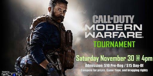 Modern Warfare Tournament