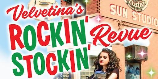 Velvetina's Rockin' Stockin' Revue