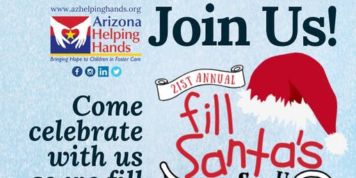 Fill Santa's Sleigh - 21st Annual Holiday Toy Drive Signature Event