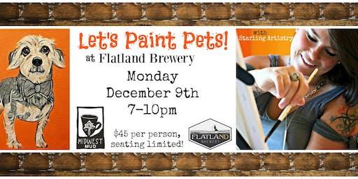 Let's Paint Pets!
