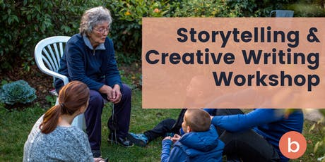Boomerang Creative Writing & Storytelling Workshop tickets