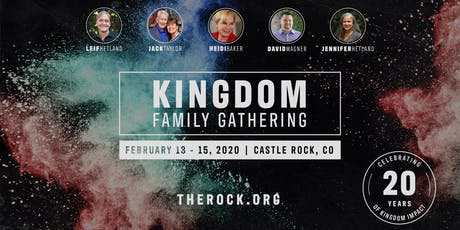 Kingdom Family Gathering 2020: Celebrating 20 Years of Global Impact tickets