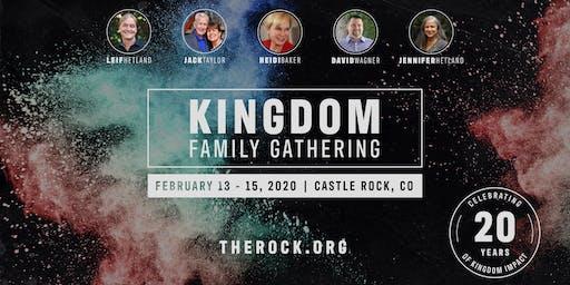 Kingdom Family Gathering 2020: Celebrating 20 Years of Global Impact