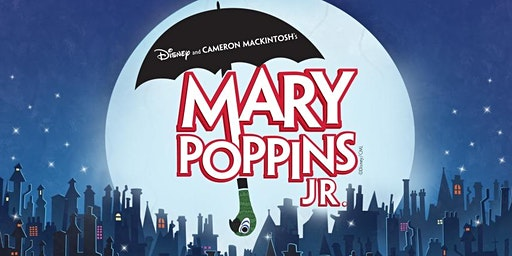 Mary Poppins JR. Camp