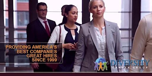 Dallas Career Fair and Job Fair - March 19, 2020