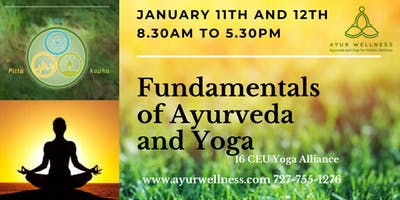 FUNDAMENTALS OF AYURVEDA AND YOGA