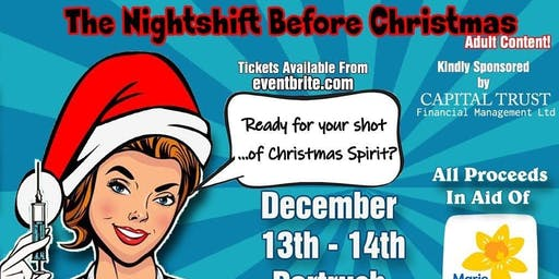 """The Night Shift Before Christmas"" By Caroline Curran And Julie Lewis *Adult Content"