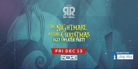 Nightmare Before Christmas | Charity Ugly Sweater Party tickets