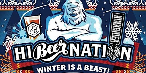 HiBeerNation Winter Beer Fest