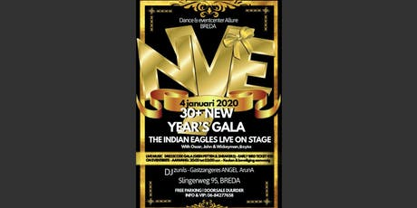 30+ NEW YEAR'S GALA | DANCE & EVENTCENTER ALLURE BREDA tickets