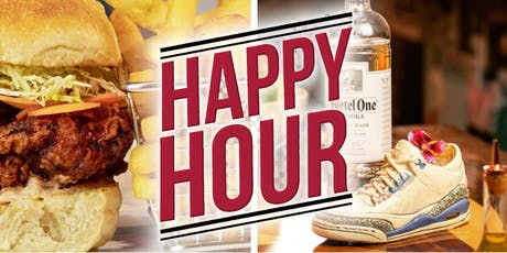 Grails Sports Bar Happy Hour 5 - 7 tickets
