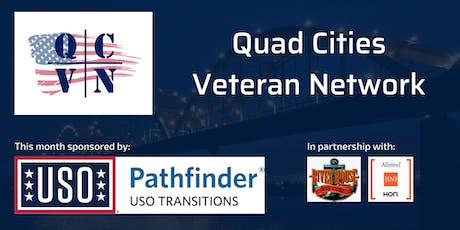 QCVN Monthly Meetup - December 2019 tickets