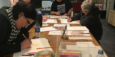 Calming Arts at Ear in the Envelope