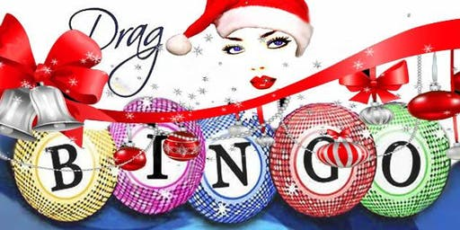 DRAG BINGO  Christmas Edition with Mina Mercury