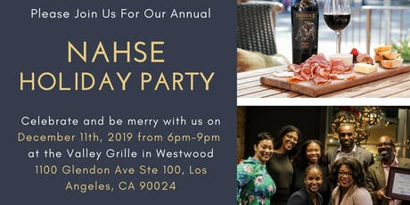NAHSE SoCal Holiday Celebration & Toy Drive tickets