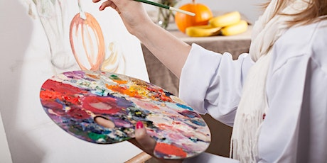 Art Class: Creating Still Life (facilitated by Ok-Hean Chang) tickets