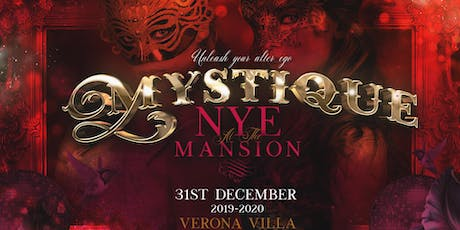 Mystique at the Mansion - Frisco New Years Eve tickets