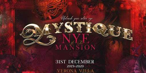 Mystique at the Mansion - Frisco New Years Eve